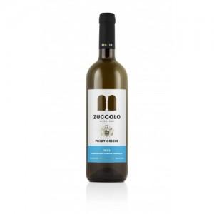 Zuccolo Friuli Grave Pinot Grigio DOC 2018 (RV) (Bundle of 12 bots)