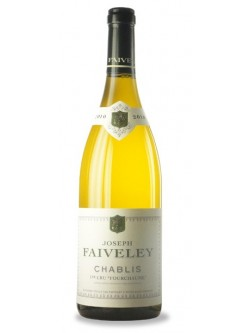 Domaine Faiveley Chablis 1er Cru Fourchaume 2013 (RV)