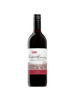 Coopers Crossing Shiraz 2014 (RV) (Bundle of 6bots)