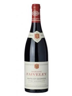 """Domaine Faiveley Nuits-St-Georges 1er Cru """"Aux Chaignots"""" 2011 / 2012 / 2013 (RV)"""