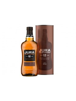 Jura 12 years old (Single Malt Scotch Whisky)