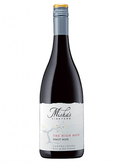 Misha's Vineyard The High Note Pinot Noir 2011 & 2014