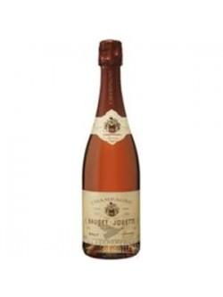 Bauget Jouette Champagne Rose Brut NV