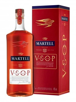 Martell VSOP aged in Red Barrel - 70cl