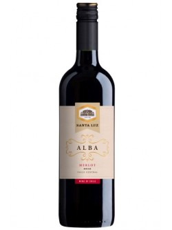 Santa Luz Alba Merlot 2015 (RV) (Bundle of 6bots)