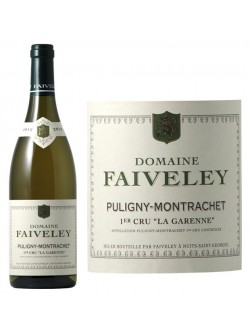 "Domaine Faiveley Puligny-Montrachet 1er Cru ""La Garenne"" 2012 / 2013 (RV)"