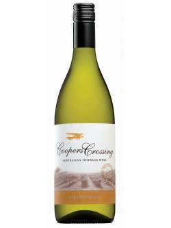 Coopers Crossing Chardonnay 2014 (RV) (Bundle of 6bots)