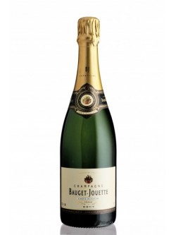 Bauget Jouette Champagne Carte Blanc NV