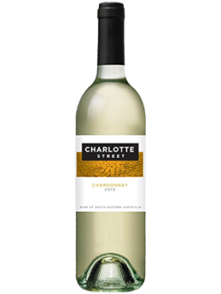 Charlotte Street Chardonnay 2015 (RV) (Bundle of 12bots)