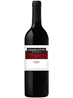 Charlotte Street Shiraz 2016 (RV) (Bundle of 12bots)