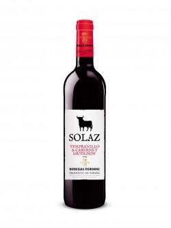 Solaz Tempranillo / Cabernet Sauvignon 2013 (RV) (Bundle of 6bots)