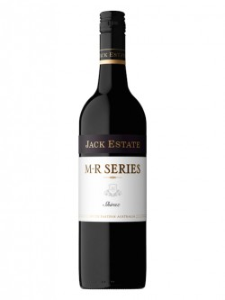 Jack Estate M-R Series Shiraz 2013 (RV) (Bundle of 6bots)