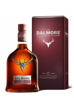 The DALMORE THE12 (with 2 glasses)