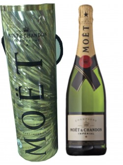 Moet And Chandon Brut Imperial Champagne NV (Bundle of 6) Limited Edition Canister Box