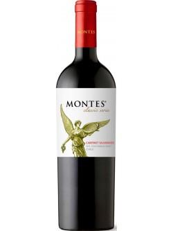 Montes Classic Cabernet Sauvignon 2015 / 2016 (RV) (6bots purchase)