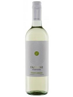 FANTINI FARNESE - Pinot Grigio Terre Siciliane IGT 2016 (RV)