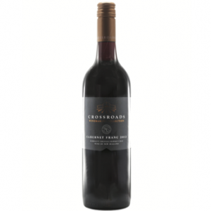 Crossroads Winery Hawkes Bay Cabernet Franc 2012 / 2013 (RV) (Bundle of 12Bots)