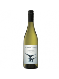 Crossroads Winery Whales Tale Marlborough Sauvignon Blanc 2019 / 2020 (RV) (Bundle of 12Bots)