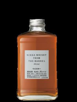 "Nikka Whisky ""From The Barrel"" (Alc: 51.4%)"