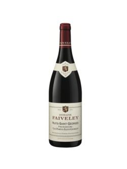 """Domaine Faiveley Nuits-St-Georges 1er Cru """"Les Poréts-St-Georges"""" 2015 (RV)"""