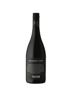 Paxton Quandong Farm Shiraz 2017 (RV) (Bundle of 12 Bots)