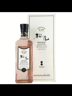 Sakurao Gin Limited Edition (700ml)