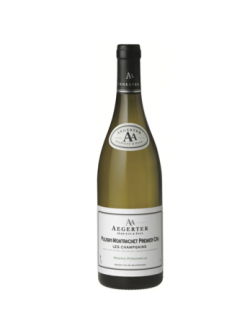 AegerterAOC Puligny Montrachet 2014 / 2017 (RV)