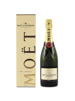 Moet & Chandon Imperial Brut NV (with Gift Box)
