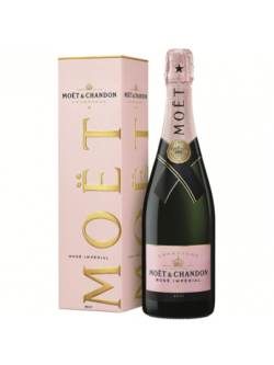 Moet & Chandon Rose Imperial NV (with Gift Box)