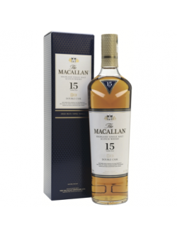 The Macallan Double Cask 15 Years Old (70cl)