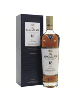 The Macallan Double Cask 18 Years Old (70cl) Limited Stock