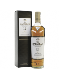 The Macallan Sherry Oak 12 Years Old (70cl)