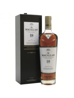 The Macallan Sherry Oak 18 Years Old (70cl) Limited Stock