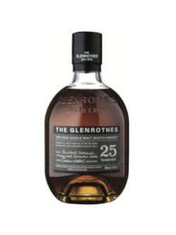 The Glenrothes Soleo 25 Years Old (70cl)