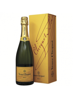Veuve Clicquot Yellow Label Brut NV (with gift box)