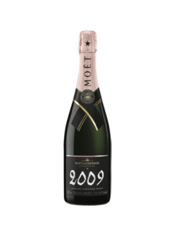 Moet & Chandon Grand Vintage Rose 2009 (with Gift Box)