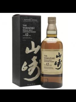 Yamazaki 12 years old (70cl)